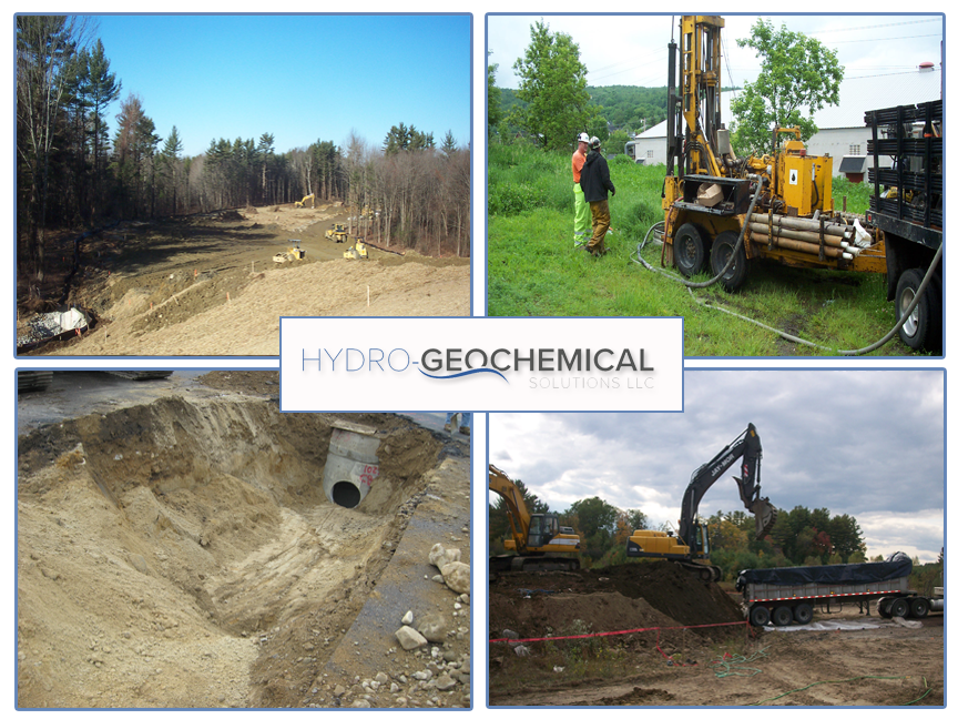 Hydrogeological & Contaminant Investigations